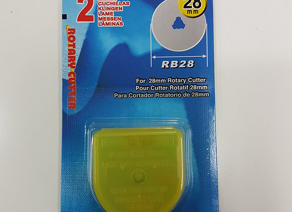 Olfa Rotary Blade (28 mm)