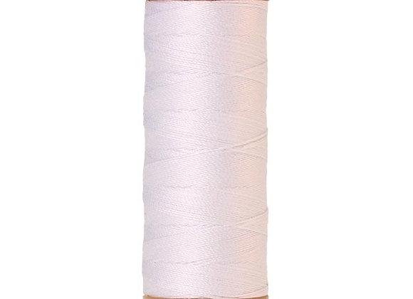 Mettler Silk Finish Cotton Thread # 2000 White