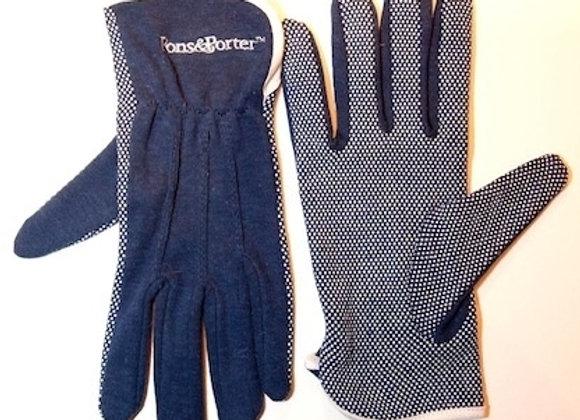 Fons and Porter Machine Quilting Grip Gloves (Medium)
