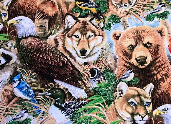 Wildlife by Elizabeth Studio