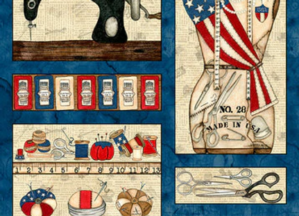 Sew American by Blank Quilting