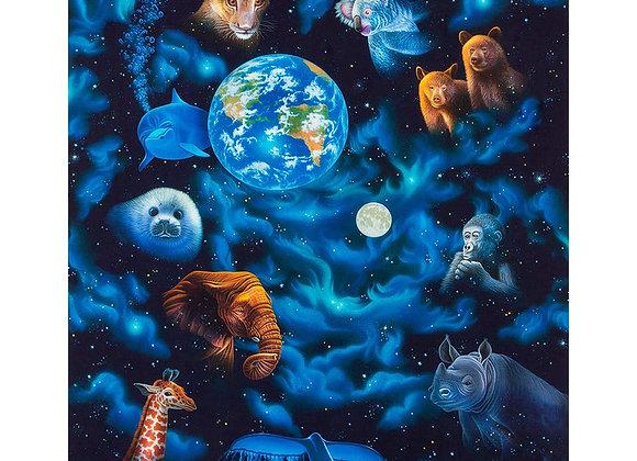 The Living Universe by Robert Kaufman