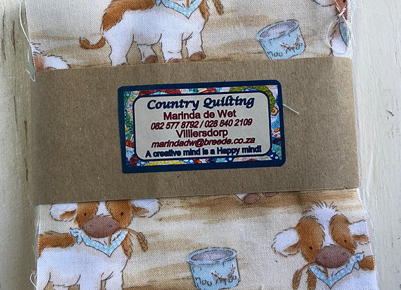 Charm Pack (Custom) by Country Quilting