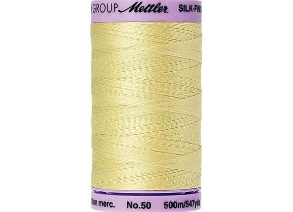 Mettler Silk Finish Cotton Thread #1412 - Lemonade