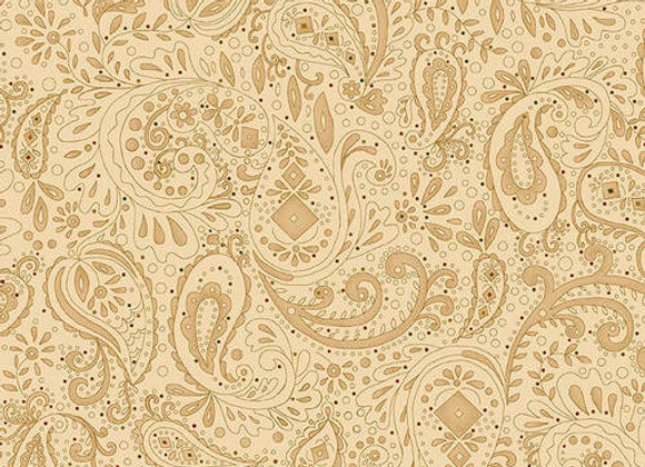 """New Spiced 108""""  by Henry Glass Fabrics"""