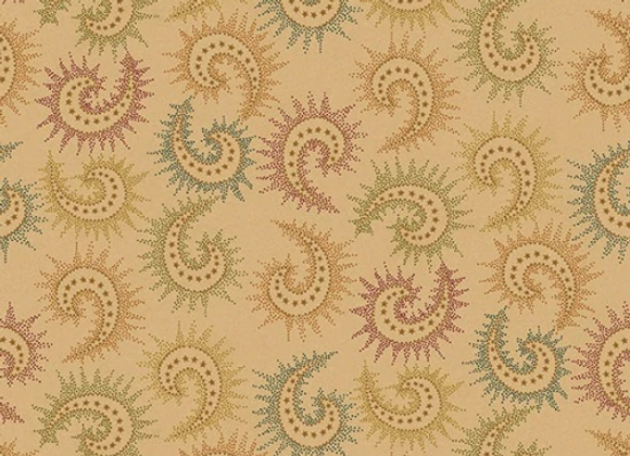 """Spiced 108"""" Backing by Henry Glass Fabrics"""