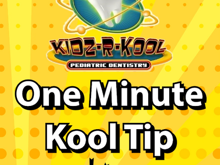 October 8, 2019 One Minute Kool Tip