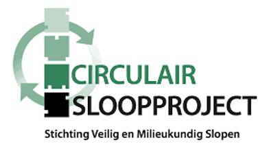 Verificatie circulair sloopproject