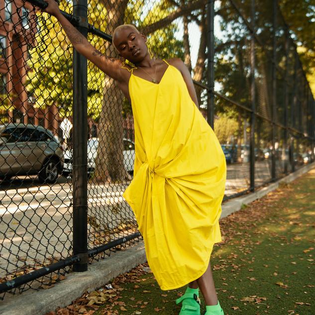 Mazi - Green Dress, Down In Bed Stuy 2.j