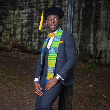 Ojo, Graduate of City College '18