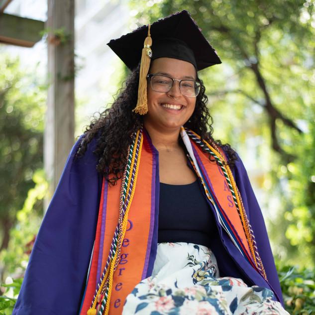 Angie, NYU '18 Graduate