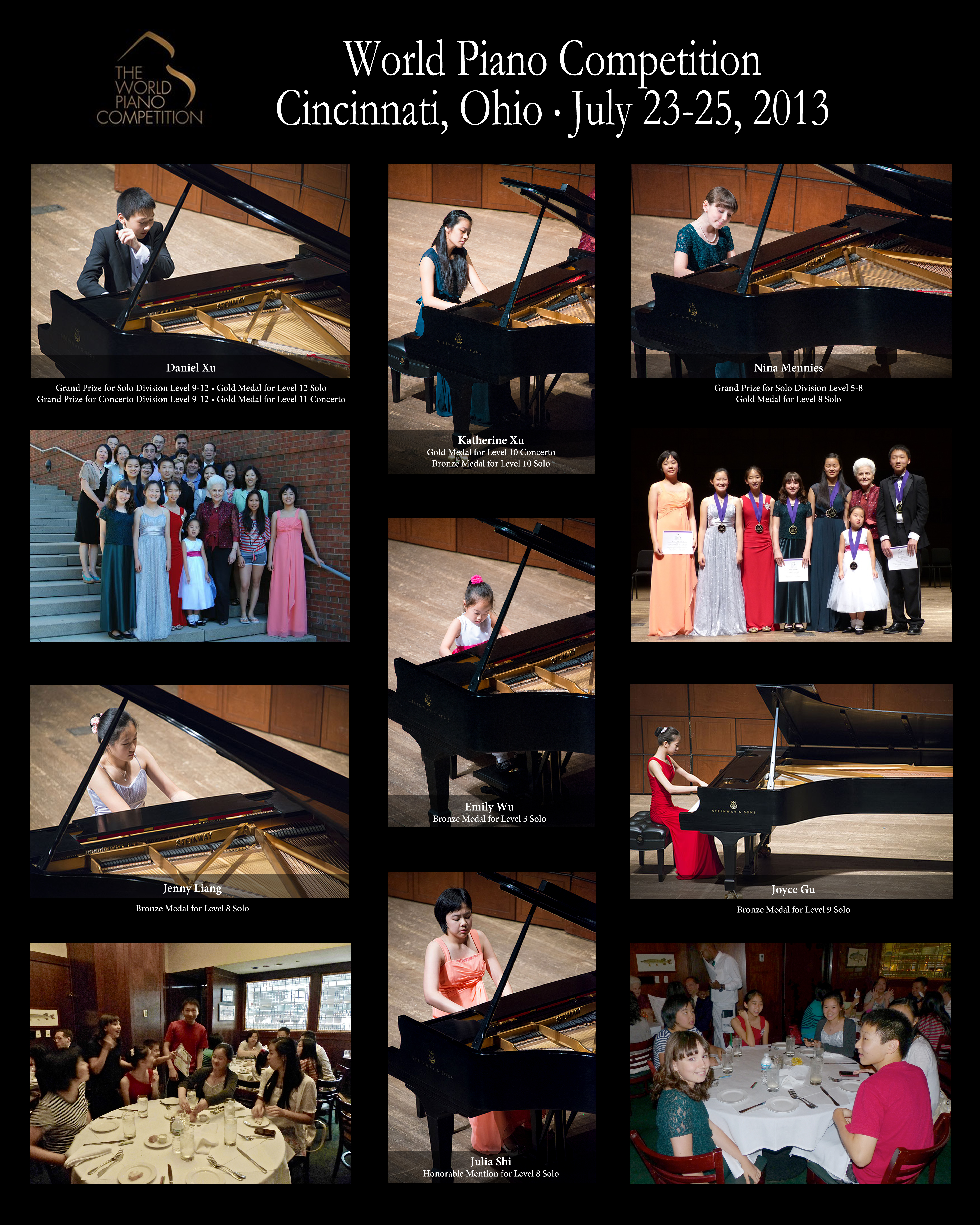 2013 World Piano Competition