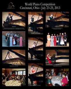 2013 World Piano Competition