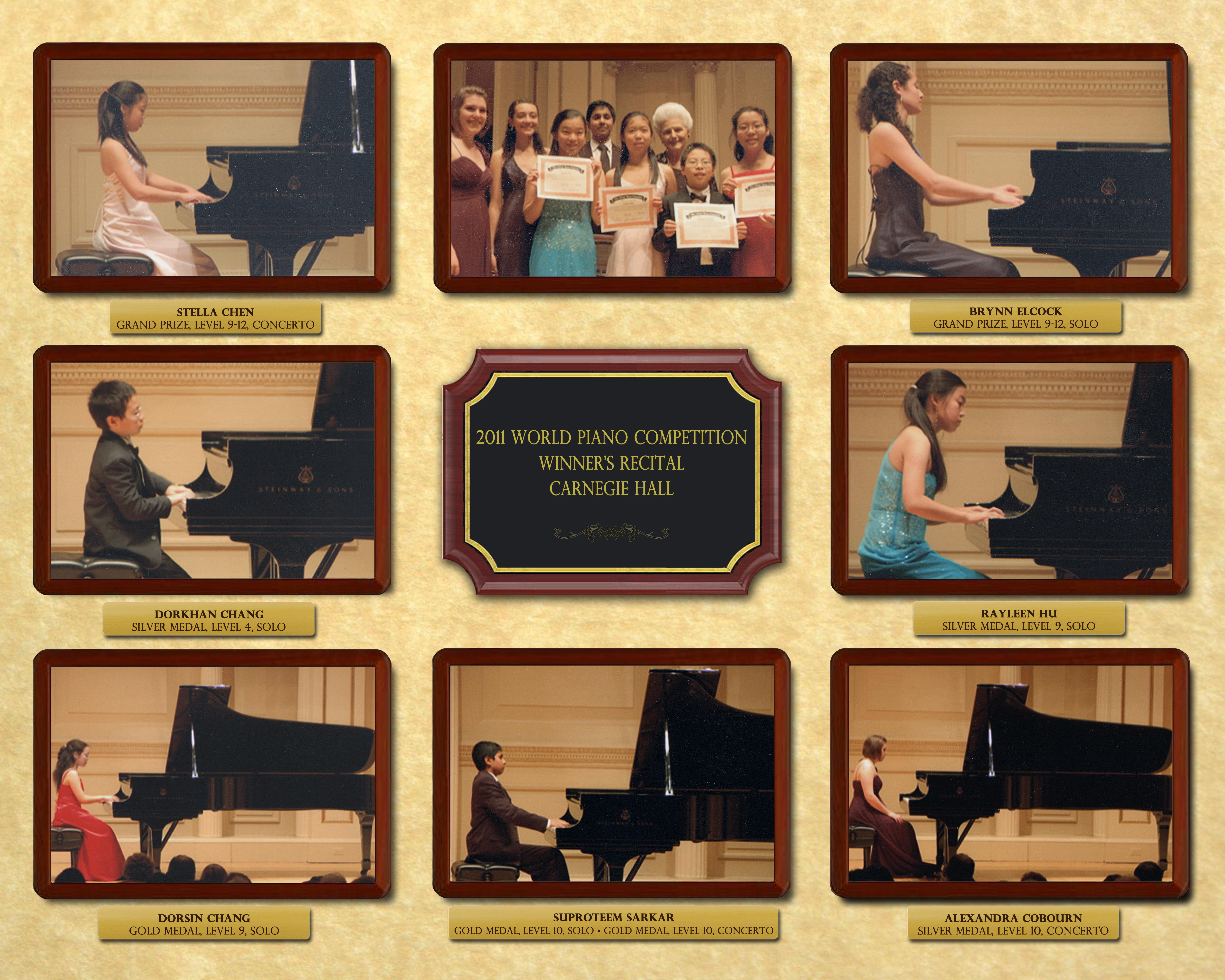 2011  World Piano Competition