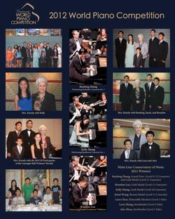 2012  World Piano Competition