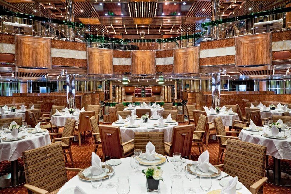 Costa Fascinosa - Restaurant