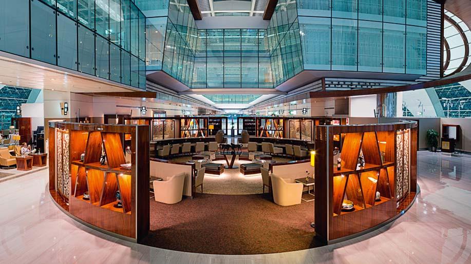 Waiting Lounge International Arrival, Dubai