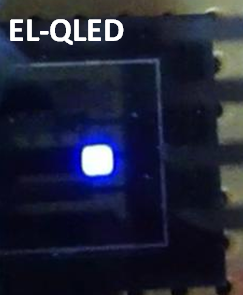 Oil-Based CdZnS/ZnS core-shell quantum dots