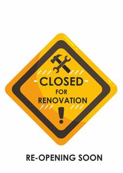 2007 Closed For Renovations
