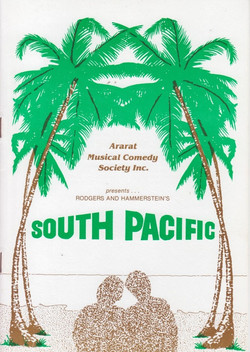 1987 South Pacific