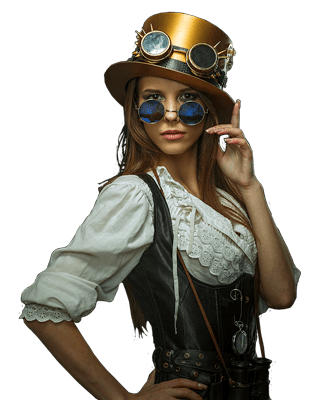 2021 Snow White - Steampunk'd