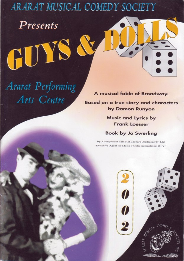 2002 Guys & Dolls
