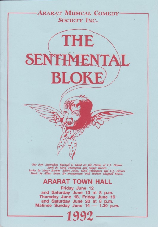 1992 The Sentimental Bloke