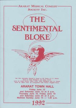 1992 The Sentimental Bloke