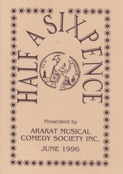 1996 Half A Sixpence