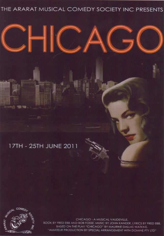 2011 Chicago