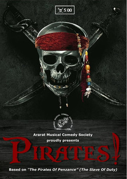 2017 Pirates - Of Penzance
