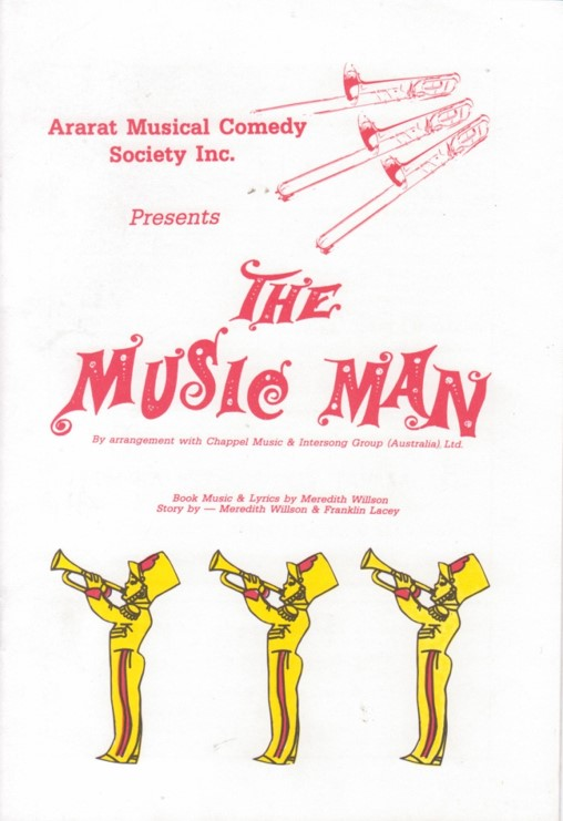 1989 The Music Man