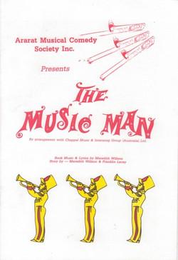 1989 The Music Man