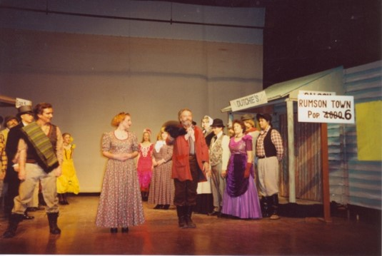 1993 Paint Your Wagon