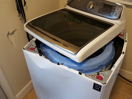 Top Loading Samsung Washers Exploding