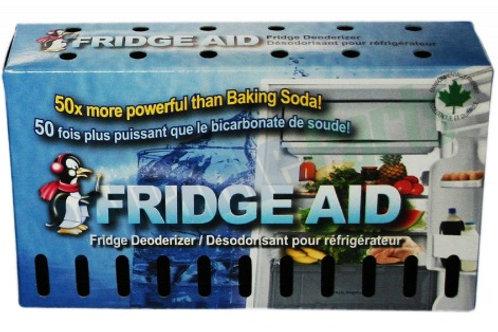 Fridge Aid Anti Bacterial Deoderizer