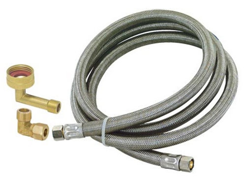 Stainless Steel Dishwasher Inlet Hose
