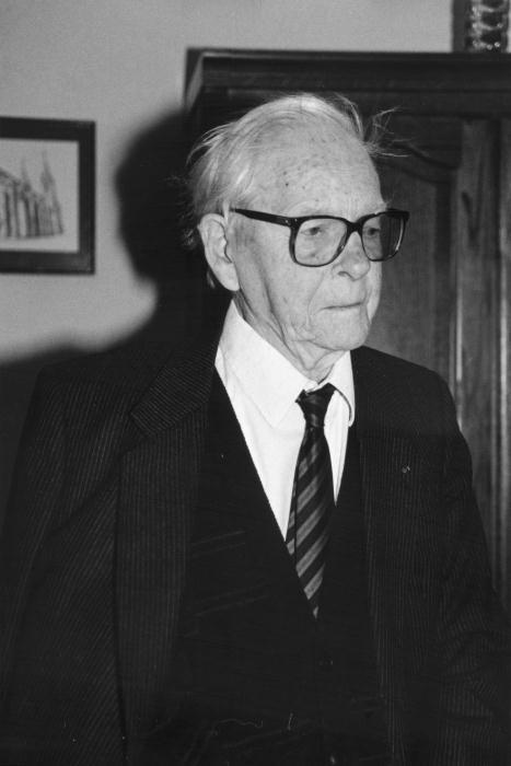 Lucien Huss, fondateur