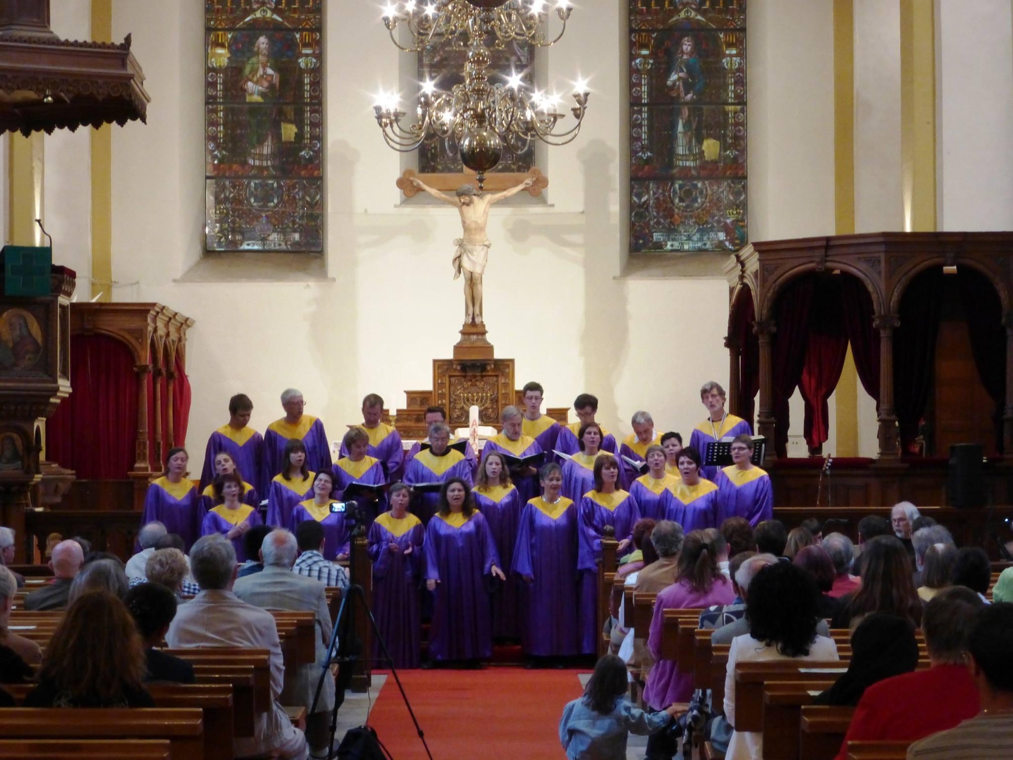Concert Gospel Eglise Protestante