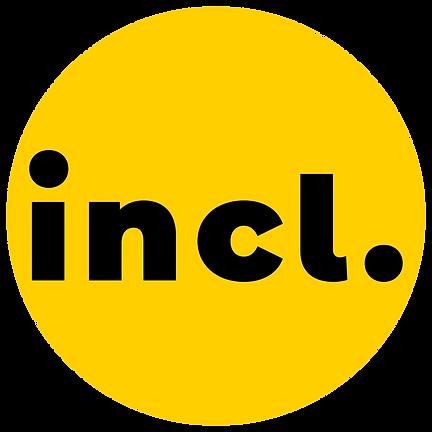 incl logo