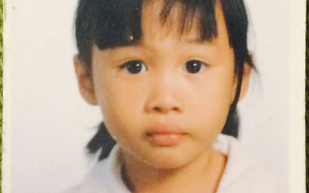 Image of a young chinese girl