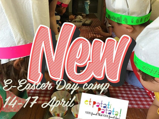 E- Easter Fun French Day Camp, go virtual !