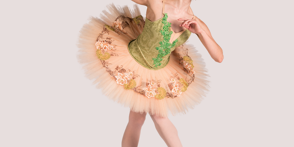 Evening of Ballet #2 (Featuring Excerpts from Sleeping Beauty)