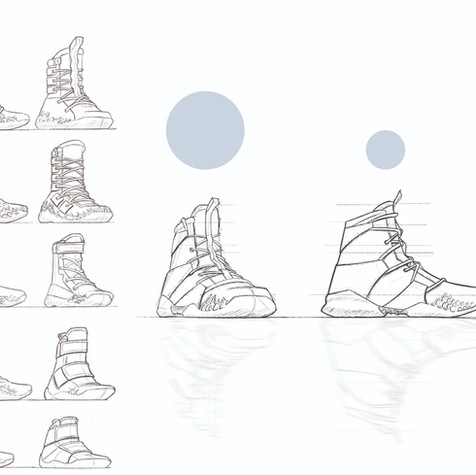 WorkbootSketches