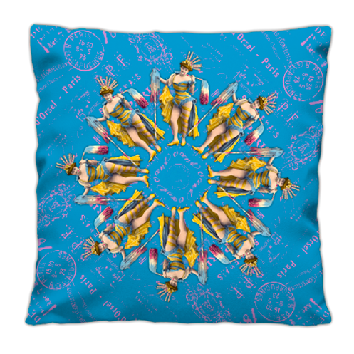 Cushion - Rue-de-Orsel