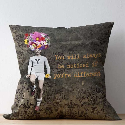 Cushion - Different
