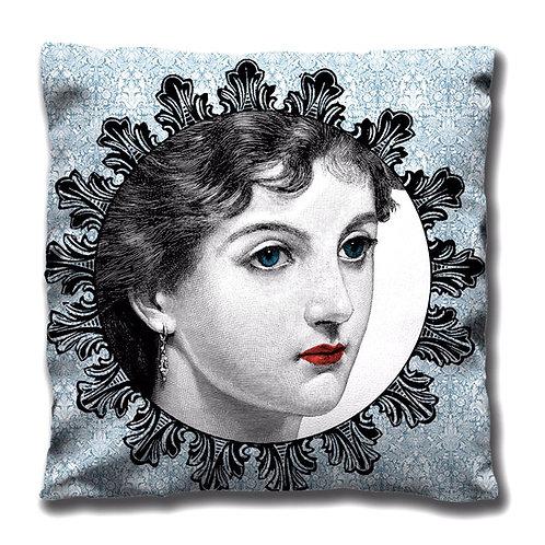 Cushion Cover - Blue Eyes