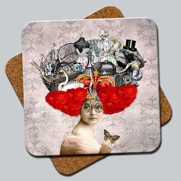 "C1: Coaster ""Things on my mind 2"""