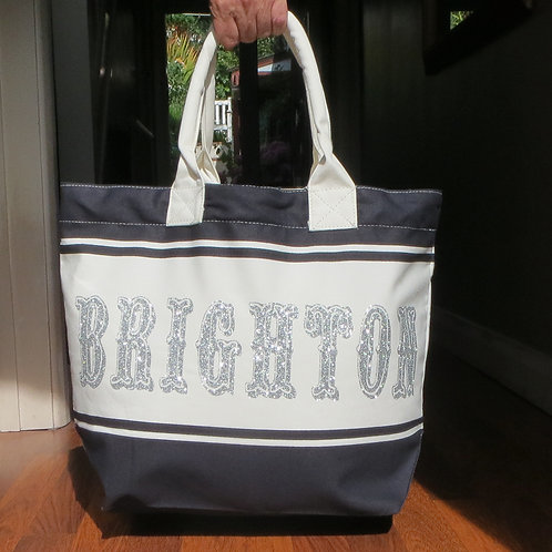 Brighton Canvas Shopper