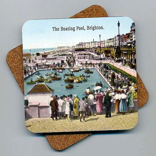 CB6: Coaster Boating Pool Brighton